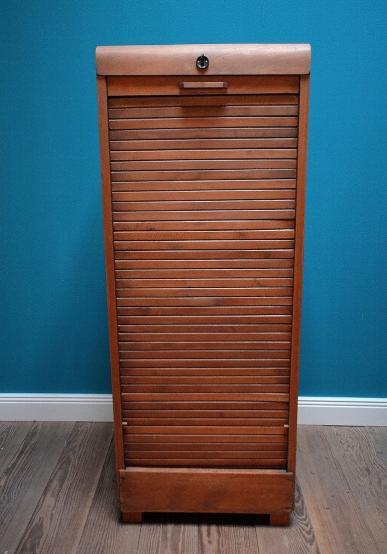 Rollschrank EkaWerke Art Deco 20/30er Jahre - Westwerk 5 - Möbel ...
